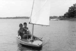 Dick_McCurdy_Early_Days_Sailing