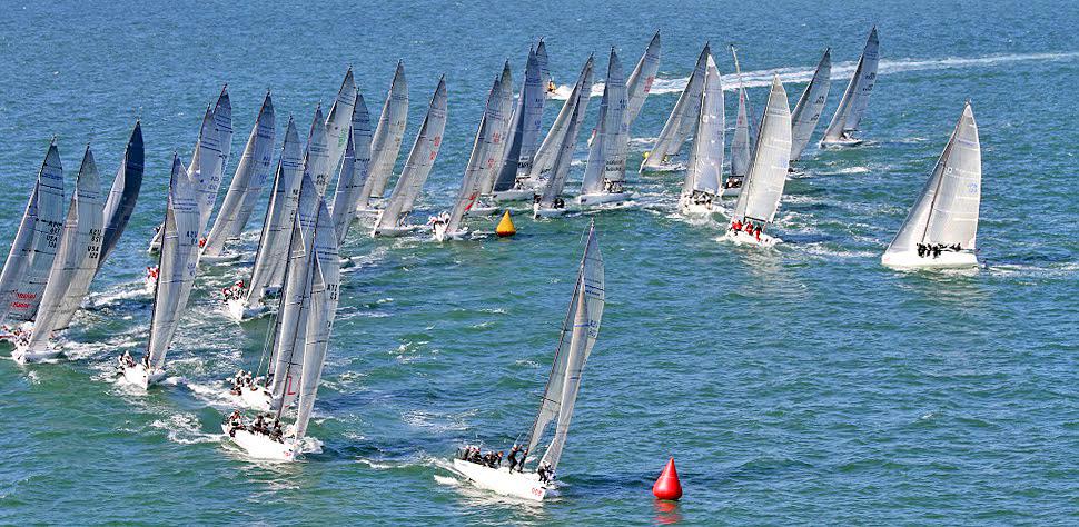 Sailing Laylines