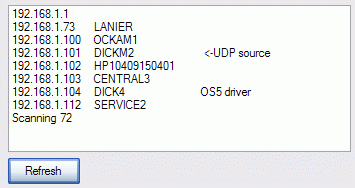 Driver Onboard Network