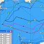 Strategic sailing